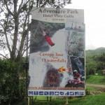 Adventure Park Zipline over 11 Waterfalls Puntarenas, Costa Rica