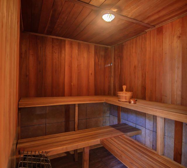 Villa Doughty Private Sauna & Shower