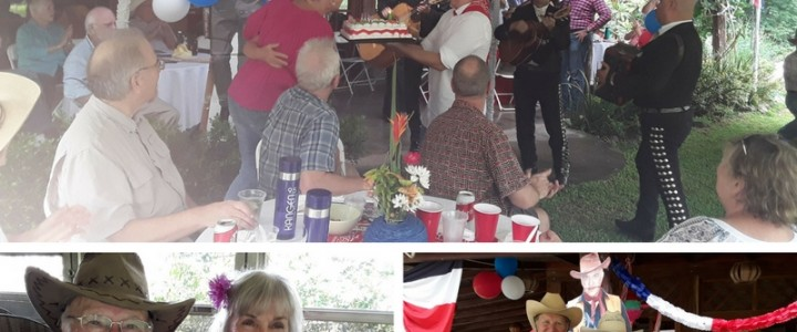 Atenas Residents Celebrate Costa Rica Independence Day! – News –