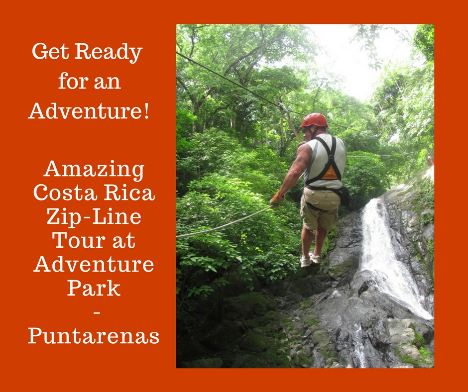 Amazing Costa Rica Zip-Line Tour at Adventure Park - Puntarenas
